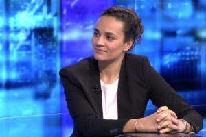 """Татяна Пунчева-Василева, ръководител """"Анализи"""", ЕЛАНА Трейдинг (Снимка: Bloomberg TV Bulgaria)"""