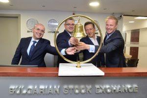 Старт на търговията с акции на ТБС Груп на БФБ
