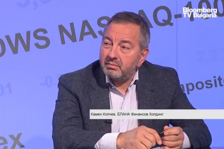 Камен Колчев, председател на Съвета на директорите и главен изпълнителен директор на ЕЛАНА Финансов Холдинг