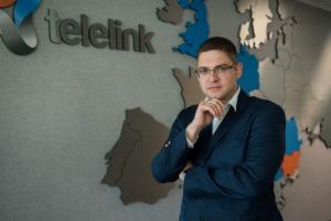 Иван Житиянов, изпълнителен директор на Телелинк Бизнес Сървисис Груп (Снимка: Телелинк)